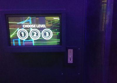 Spel monitor LaserMaze